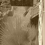 The secret Cocoon entrance