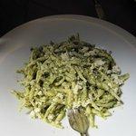 Trofie agli spinaci