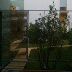 Amarin studio terrace