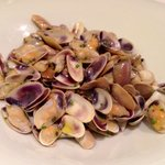 Venetian mussels, these were very sweet, melted like butter and full of flavor....taste was outs