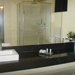 Refurbished modern bathroom