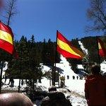 Super Sipapu Spring Skiing