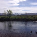 Some nice fishing on the Spey at the end of the garden. Permits can be arranged by prior notice?