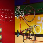 Cycle Rack  Reception