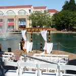 Ceremony Dock