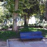 Parque de São Lázaro, Ourense.