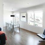 Salón/comedor apartamento estándar