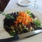 Marinated Steak Salad