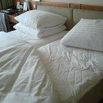 camas por fazer