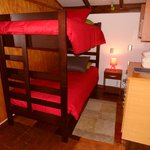 Dormitory for backpackers