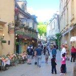rue du Tourny Sarlat