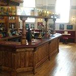Lovely looking pub, very good fefurb