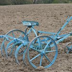 Plough ready for action