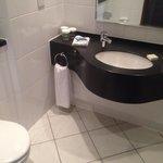 Clean En Suite, shame about the dribble shower