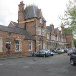 Old Railway station, Welshpool