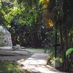 Hotel Plaza Palenque Foto