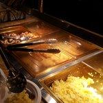 brekky buffet