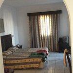 chambre hotel 4 etoiles!!!