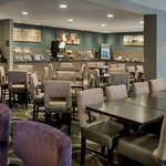 We offer coffee and breakfast at our Great Barrington hotel