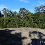 塔繽保護區的活泥火山