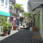 Old Street, Philipsburg