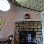 Fireplace Rose Suite