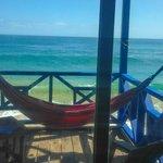 veranda  - turtle cabina