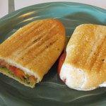 Perfect panini!