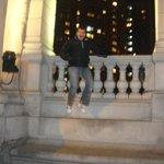 Washington Bridge - jumping