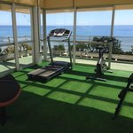 Roof Top air conditioned Gym