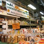 Amish produce - try the almond butter