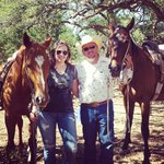 Horseback riding for my birthday was an amazing experience... Thank you Willie