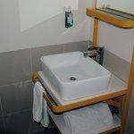 Ванная комната. Умывальник.