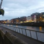 Riverside lights