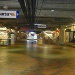 Inside View of Underground Atlanta