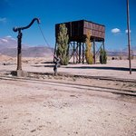 Socompa - ein trostloser Ex-Bahnhof á la Wildwest