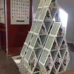 Выставка об истории карточных игр