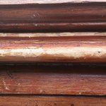 varnish gone off windowsills
