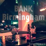 Bank Birmingham - Front Terrace