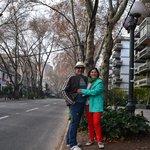 RUA PEDRO DE VALDIVIA EM FRENTE AO HOTEL