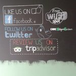 Our info board