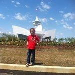 Landon at discovery park