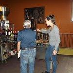 Tour of Bodegas Monje winery