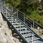 Hepful Stairways