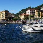 Beautiful Lake Como views!