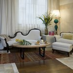 Tea time - living room