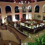 Downstairs Lobby