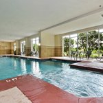 Our indoor pool is open 12 months out of the year
