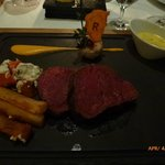 Wagyu beef chateaubriand