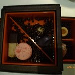 After dinner chocolate box